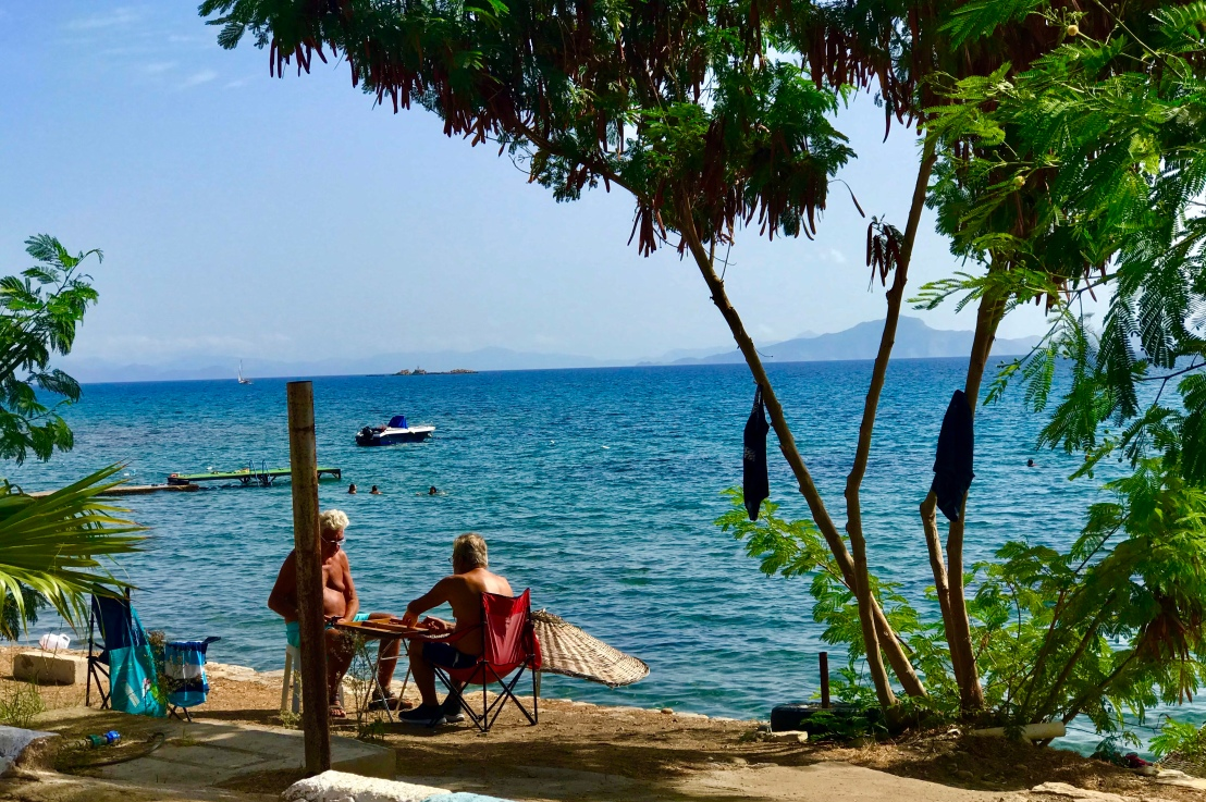 Lazy Sunday In Datça