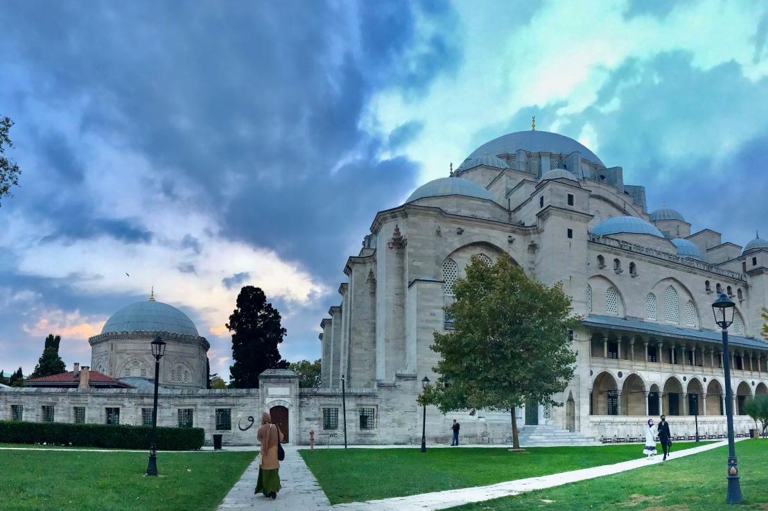 Back In Istanbul