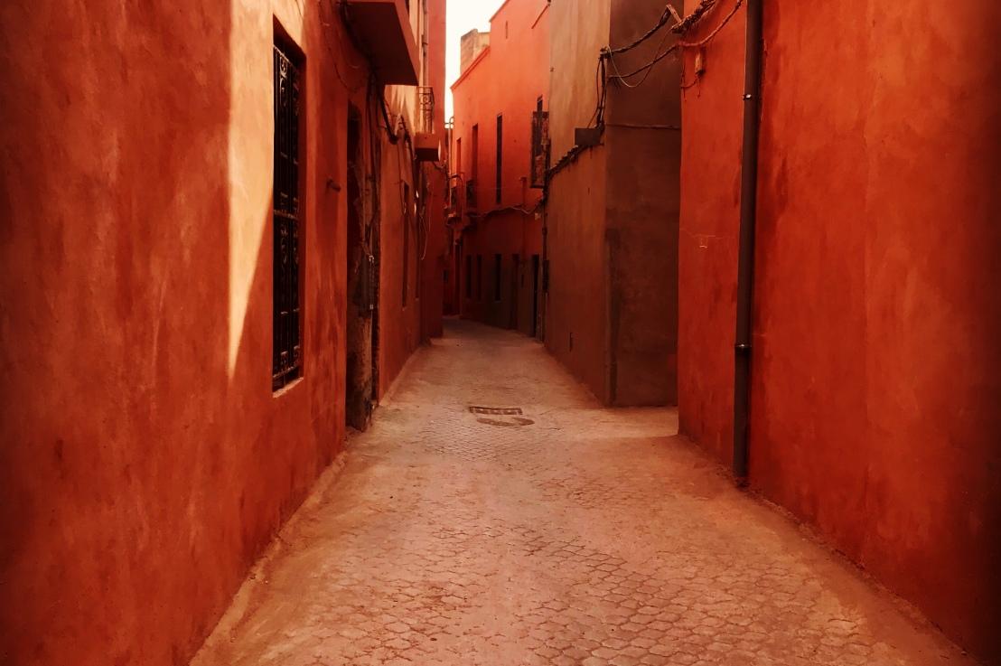 Marrakech – The 6-Hour WalkingMarathon